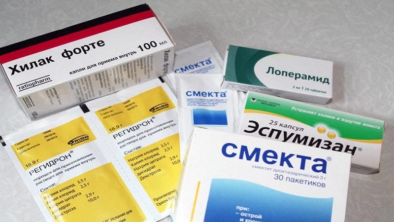 Антибиотики при пищевом отравлении у взрослых и детей, какой пить при инфекционном отравлении и кишечных инфекциях