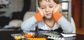 Детские противорвотные препараты и народные средства